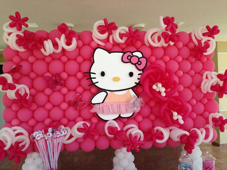 74 best Hello Kitty Birthday Party images on Pinterest Hello
