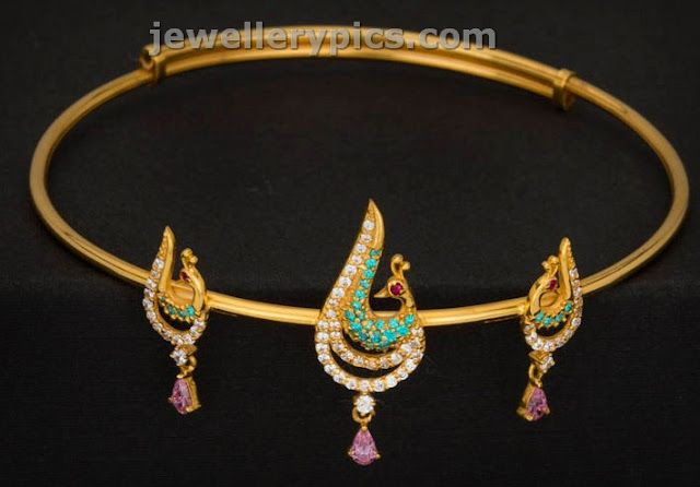 Jewellery Designs: armlet_stylish