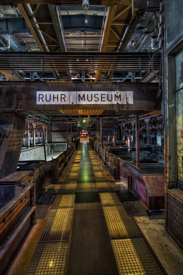 Ruhr Museum by Frank Kehren, via 500px