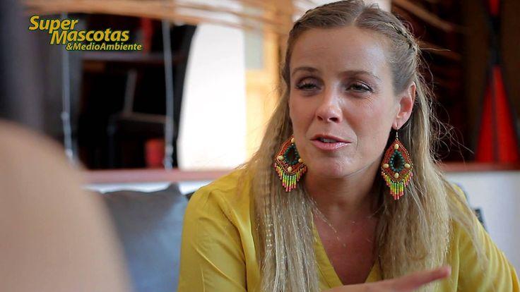 Backstage entrevista Claudia Conserva - Edición N°31
