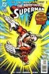 Adventures of Superman #570      Published:     Cover Price:     Story Artist:     Writer:   Sept. 1999 $ 1.99 Tom Grindberg Ron Marz, Tom Morgan Peyer