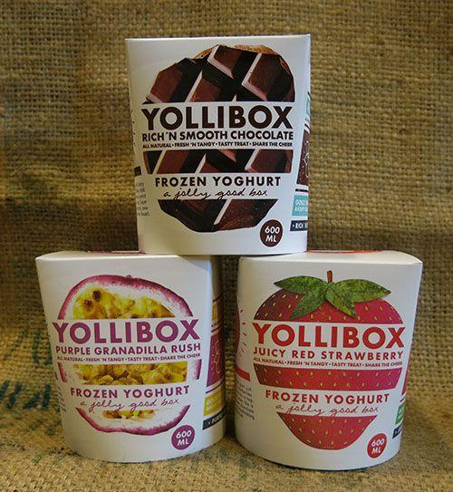 Yollibox yoghurtglass