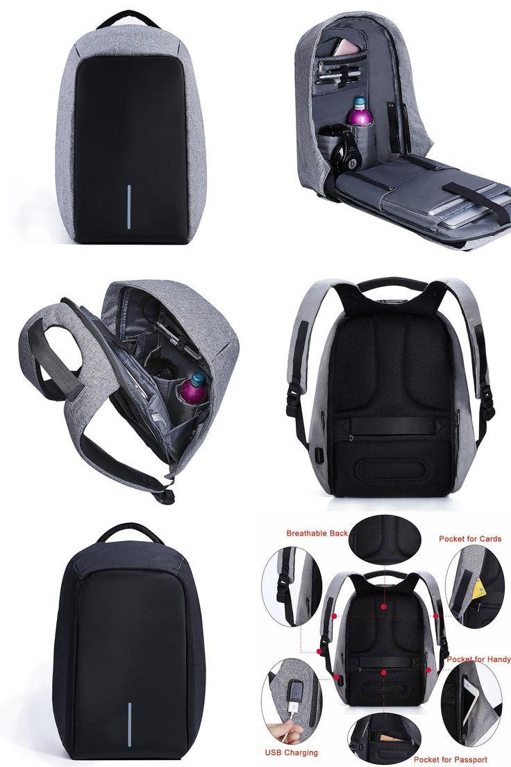 visit to buy kalidi anti theft waterproof 17 3 laptop backpack men external usb