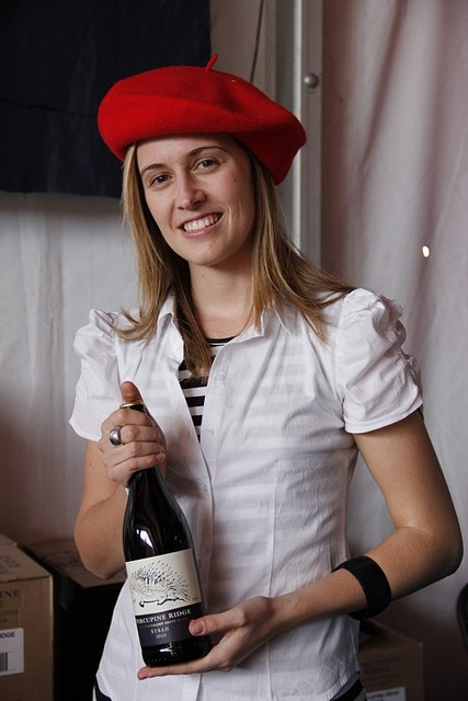 Boekenhoutskloof exhibiting in the Food and Wine Marquee at the Franschhoek Bastille festival