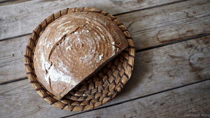 Laskominy od Maryny: Žitný kmínový chléb