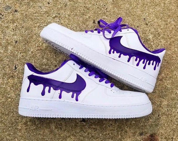 Mhm Donuts Air Force 1 | Etsy | Nike shoes girls, Custom nike ...