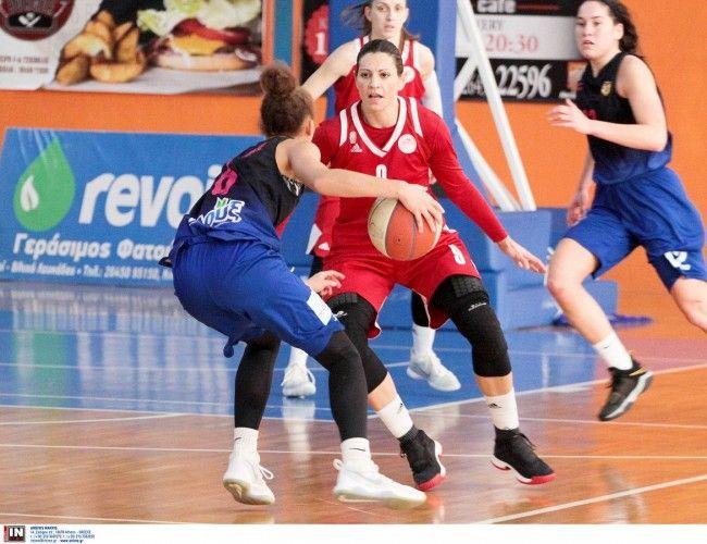 Πρωτάθλημα Α1 Basket 2017-18. 13η Αγωνιστική. Κλειστό Γυμναστήριο Δήμου Λευκάδας. 27/01/2018. Νίκη Λευκάδας - Ολυμπιακός Σ.Φ.Π.  60-75.