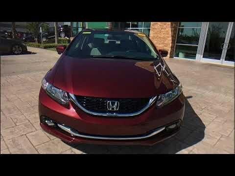 2014 Honda Civic Sedan EX-L in Orlando FL 32810