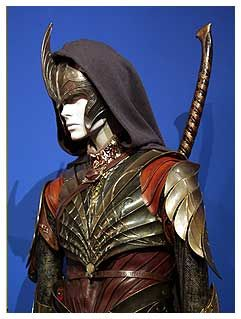 The Helms Deep Elven archer costume would be cool to alter to Steampunk.