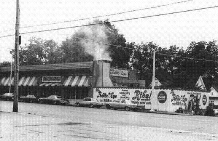 The Public Eye BBQ Memphis TN