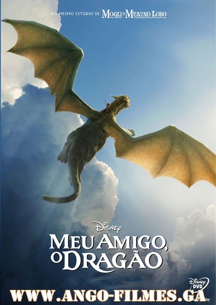 Meu Amigo, O Dragão – Dublado Torrent BluRay 720p / 1080p