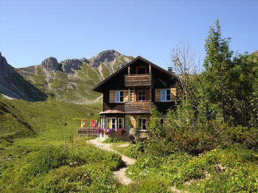 Landsberger Hütte - Tannheim - Tirol