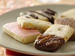 Five Ways to jazz up Betty Crocker Shortbread Cookies