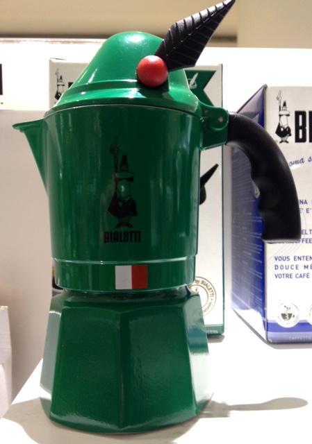 Un buon caffè, per iniziare....  Grazie a @Silvia Ferri per la foto!