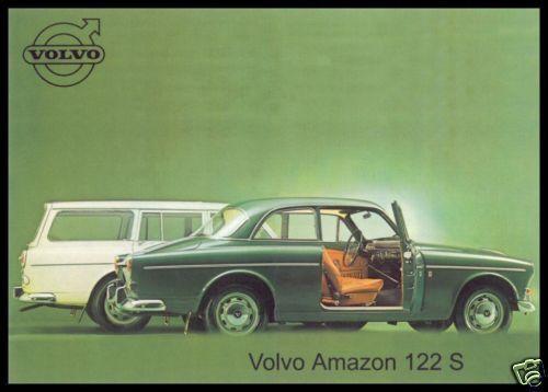 Volvo Amazon 122S