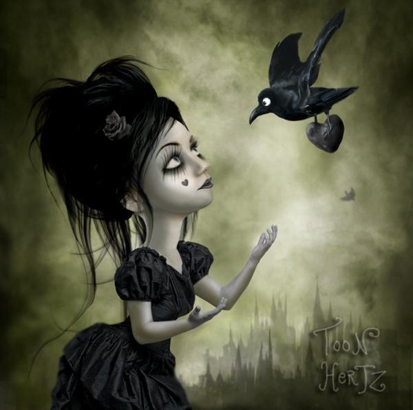 Dead Heart by ~THZ (Toon Hurtz)