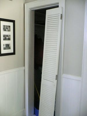 Instructions For Changing Louvered Doors To Beadboard