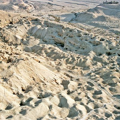 Luxor - Spuren der Grabräuber