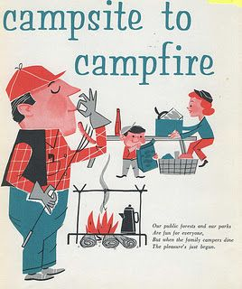 1950s Illustrations
