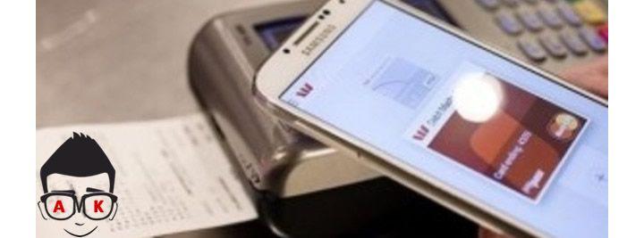 Samsung Pay Servisi  | AmkTekno - Mizahi internet ve Teknoloji Haberleri