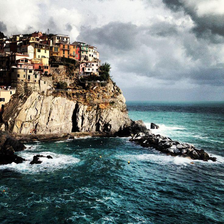 Manarola, Italy - Cinque Terre