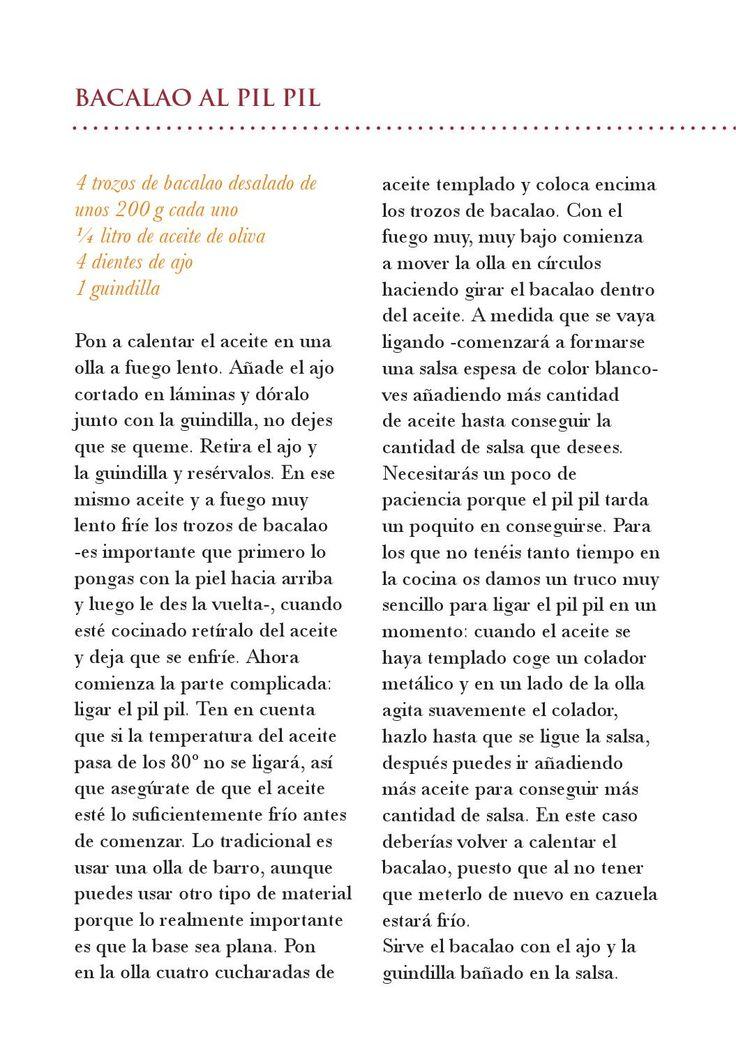 Recetario de otoño Sal y Pimienta Magazine por Sal y Pimienta Magazine