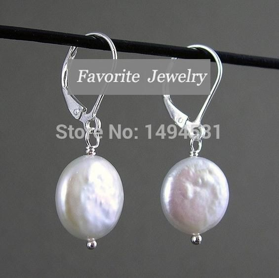 Cheap jewelry box earrings, Buy Quality jewelry hair directly from China jewelry background Suppliers: Wholesale Pearl Earrings - AAA 12-13MM White Color Natural Freshwater Pearl Earring Set Handmade Jewelry - Free Shipping