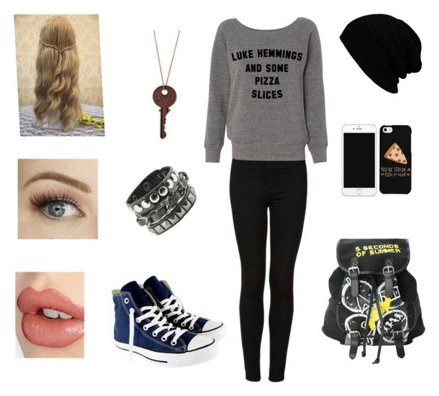 """look escola"" by karycavalcante ❤ liked on Polyvore"