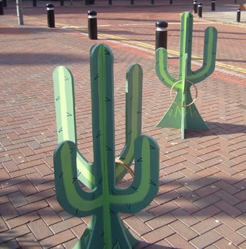 have to get creative with how to make a cactus, but this could be a hat toss instead of a ring toss?