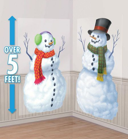 North Pole Christmas Theme Party - Indoor & Outdoor Christmas Decorations - Party City