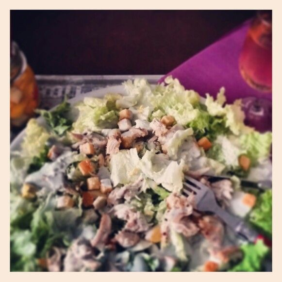 Salade cesare