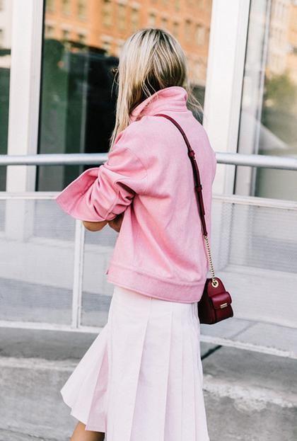 Ποιο χρώμα πρωταγωνίστησε στο street style το 2016; | μοδα , street style | ELLE
