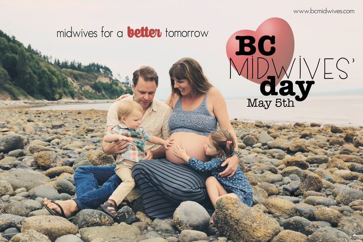 #BCMidwives support high quality maternity care choices for all BC families #BCMidwives4all #IDM2015