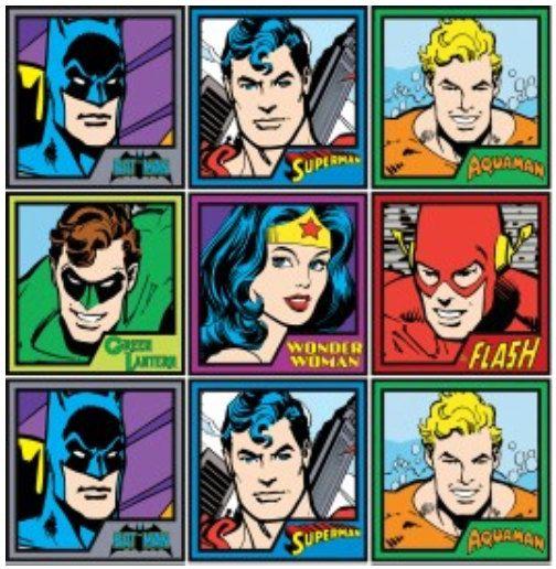 Camelot - DC COMICS ORIGINALS - Meet the Heroes