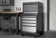 Gladiator Tool Cabinets and Chests secure your tools with durable, versatile, stackable Gladiator Brand Tool Storage.