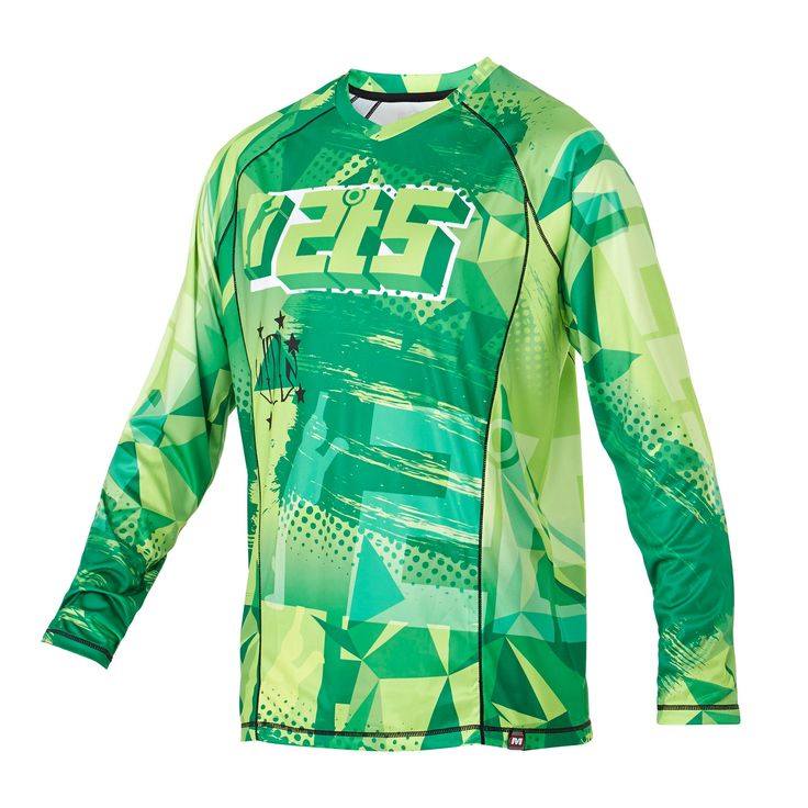 Infinite Skydiving Jersey in Neon Green colorway — at Manufactory Apparel.  — Products shown: Infinite Skydiving Jersey for 2 Degrees Too Steep #customskydivingjerseys #getintoskydiving #skydive #jerseys http://www.manufactoryapparel.com/