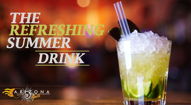 refreshing summer drink <3