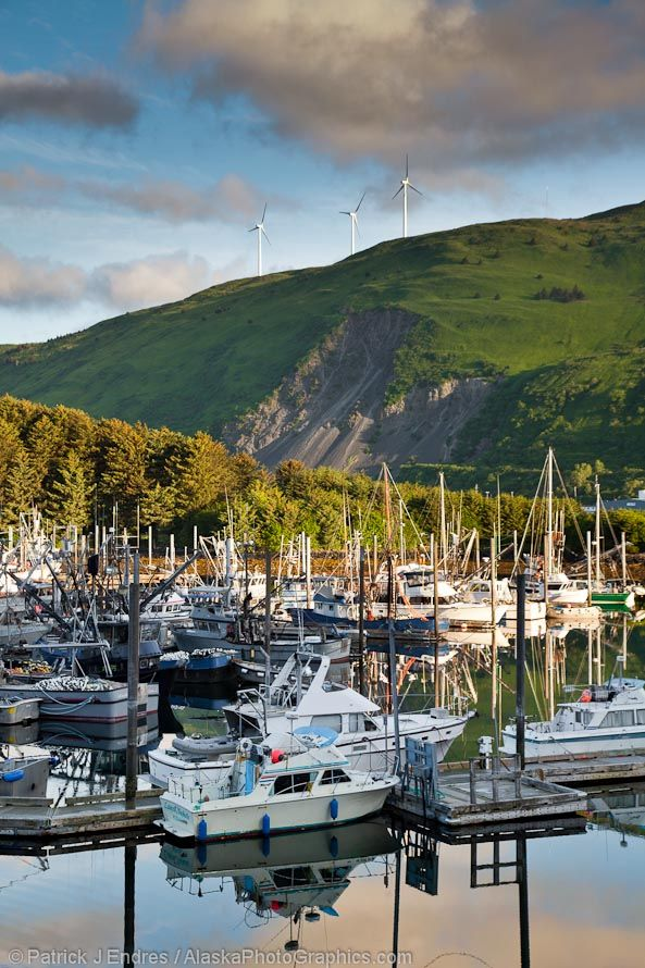 "Kodiak, Alaska...also known as Alaska's Emerald Isle or ""The Rock."" Second largest island in the United States and the largest one in Alaska, home to some of the world's largest brown bears, and the location of one of the nation's biggest Coast Guard bases."