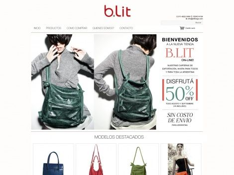Blit Bags en Guía Púrpura!!
