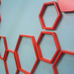 Hex Wall Application -