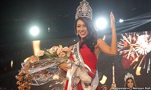 Vanessa Tevi dinobat Miss Universe Malaysia - http://malaysianreview.com/118082/vanessa-tevi-dinobat-miss-universe-malaysia/