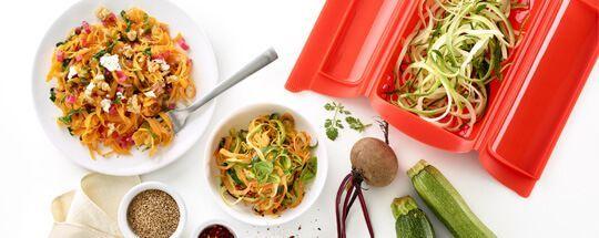 En la tienda online Lékué puedes comprar utensilios de cocina para cocinar al horno, cocinar al microondas, cocinar al vapor. Aprovecha nuestras recetas de cocina y consigue una alimentación sana y equilibrada #alimentacionsana