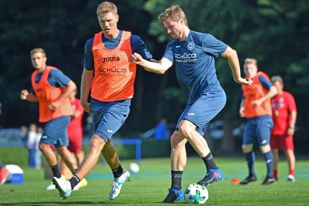 Fabian Klos nur noch Vize +++  Julian Börner ist neuer Kapitän