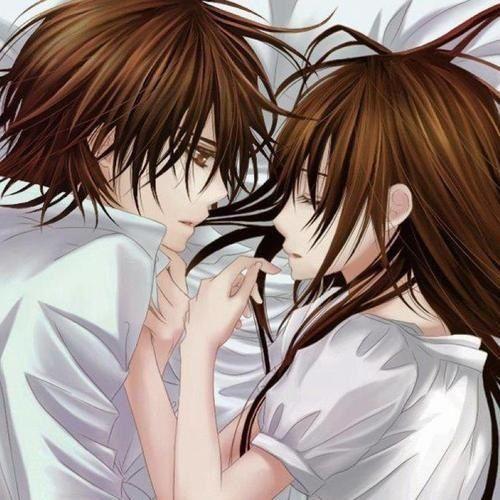 Vampire Knight - Yuki and Kaname