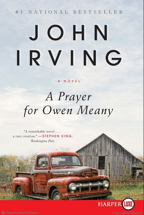A Prayer for Owen Meany LP by John Irving