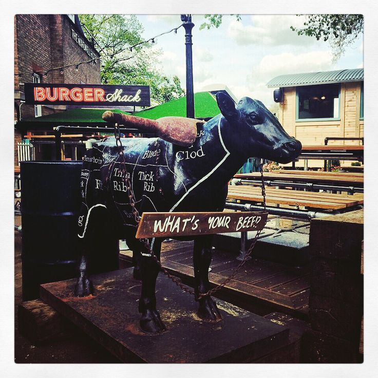 Youngs Burger Shack at The Windmill, Clapham