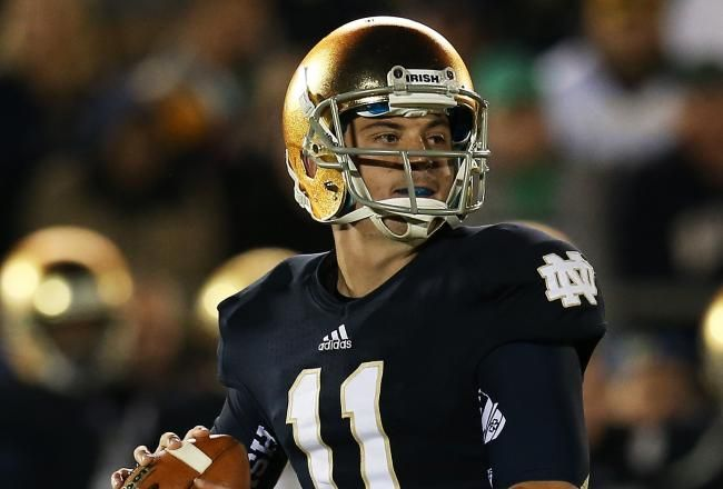 Lot's of good college football games today...Can Tommy Rees and the No. 22 Notre Dame Fighting Irish defend their home turf against the favored No.14 Oklahoma Sooners? ...Kickoff is at 2:30pm CT...Here's a preview from ESPN...http://espn.go.com/blog/notre-dame-football/post/_/id/17654/notre-dame-prediction-week-5-vs-oklahoma?ex_cid=espnapi_public