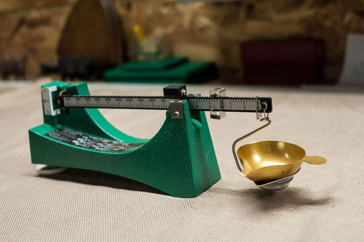 Reloading Scales, Your Ammo's Accuracy Hangs in the Balance