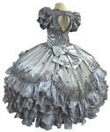 Gothic Steampunk Victorian Ball Gown Wedding Dress Rococo Masquerade Fantasy WOW   Clothing, Shoes & Accessories, Costumes, Reenactment, Theater, Costumes   eBay!