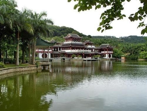 Qingxiu Mountain - Nanning, Guangxi, China